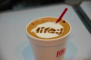 life:) кофе