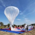 Google Loon - интернет с воздушных шаров