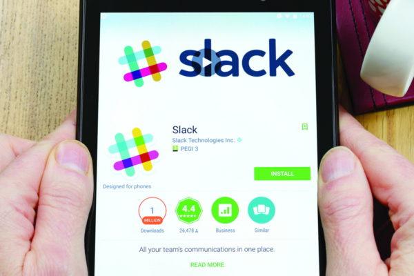 Корпоративный мессенджер Slack