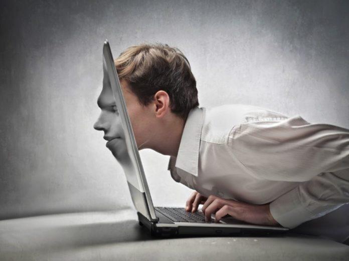 влияние интернета на человека