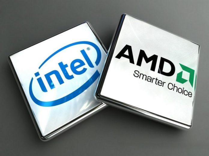 амд и интел 2