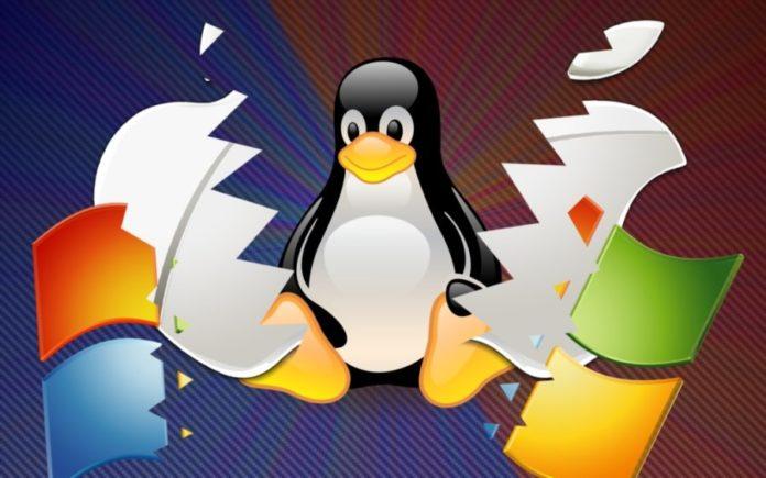 линукс завоёвывает рынок