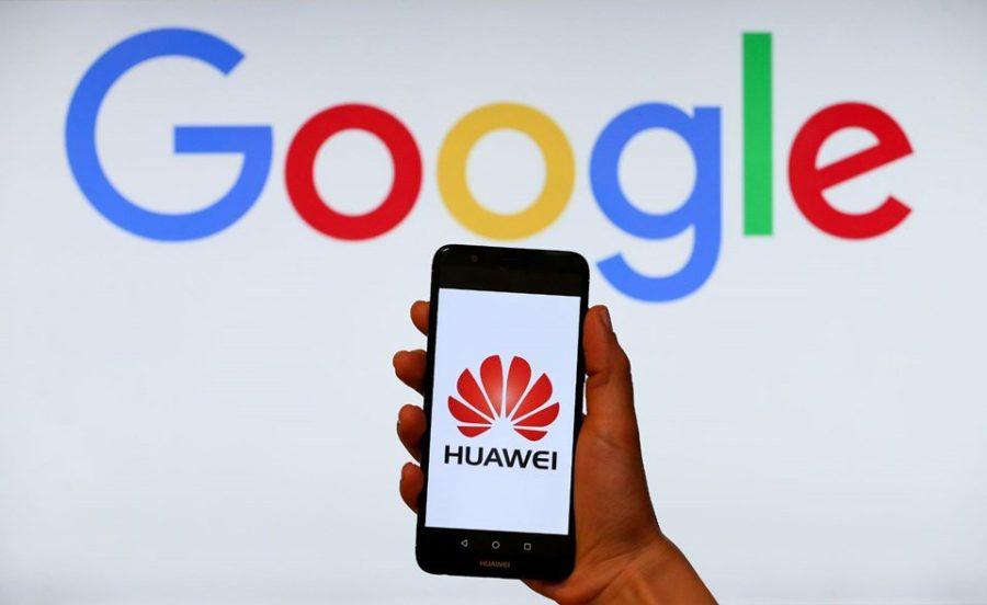 Huawei and Google