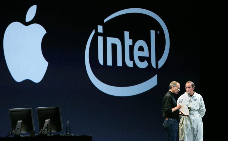 Apple и Intel